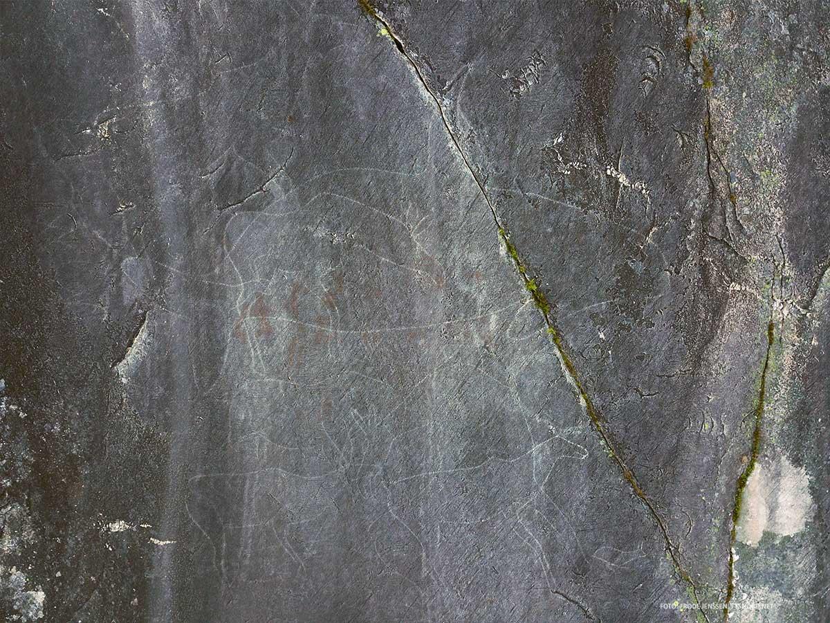 helleristninger - severdighet i Hamarøy
