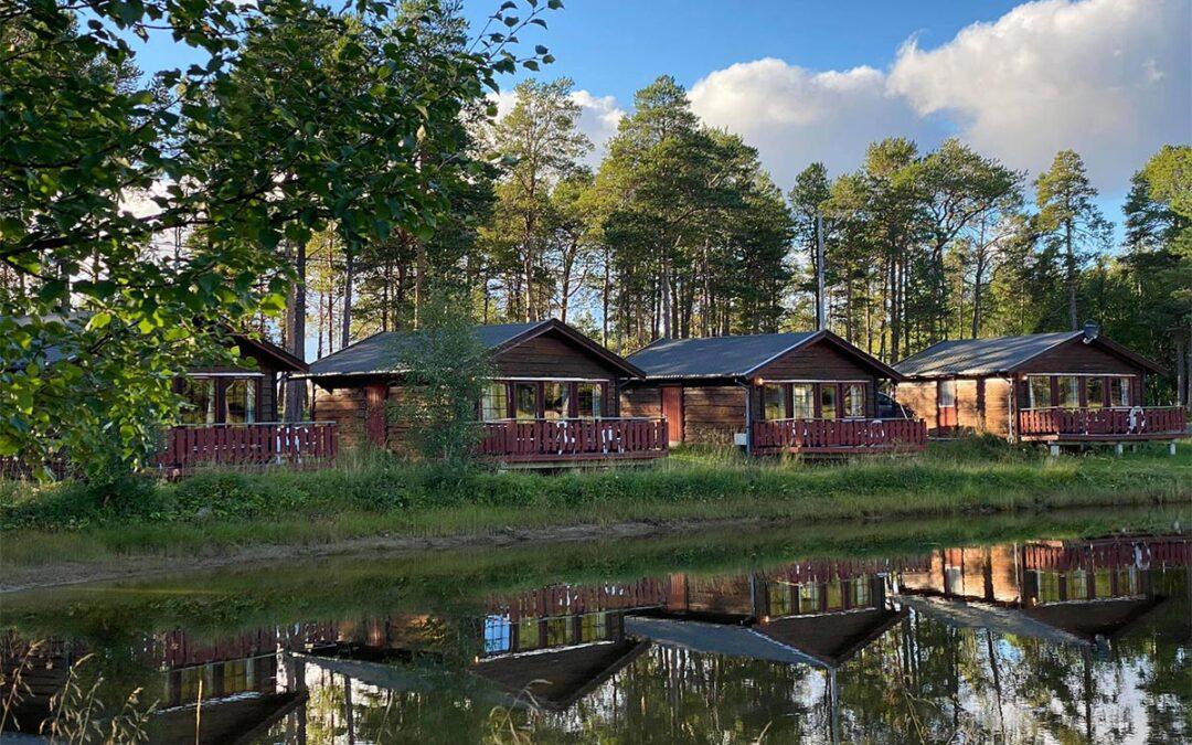 Notvann Camping